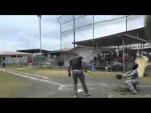 Home run F. Vergara panama