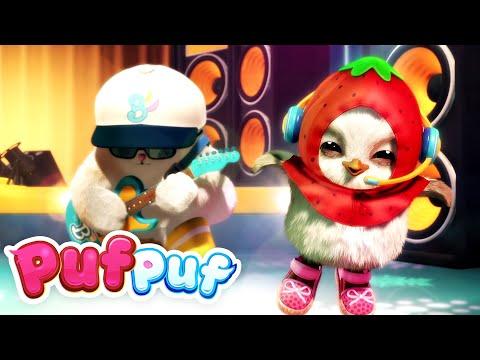 Hop Top Stop – Cantati si dansati cu Puf Puf | Cantece copii – Cantece pentru copii in limba romana