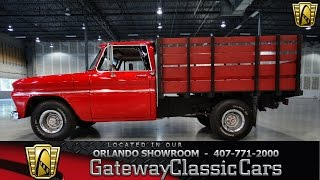 1964 GMC Truck Gateway Classic Cars Orlando #159