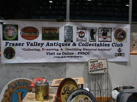 Fraser Valley Antiques & Collectables Club Show 20th year