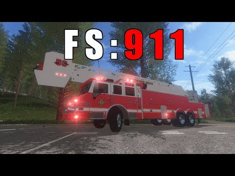 FS:911: Ep. 2 - Up In Smoke!