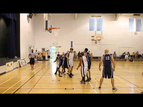 BBA Basketball Allstar Game May 6 2012