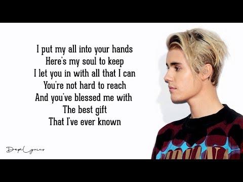 Purpose - Justin Bieber (Lyrics) 🎵