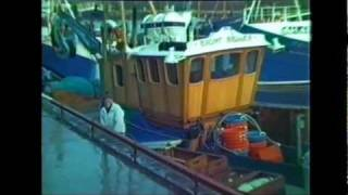 Arbroath Harbour 1982 - Farewell to the Trawling Trade