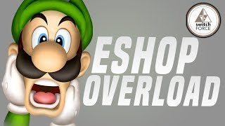 Nintendo Switch eShop OVERLOAD... 30 + NEW Switch Games This Week!