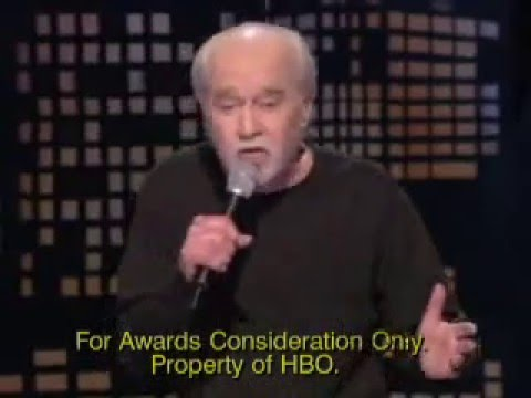 "George Carlin on ""the American Dream"""