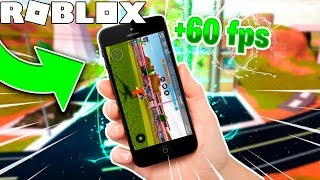HOW TO GET ROBLOX'S LAG ON MOBILE 😱