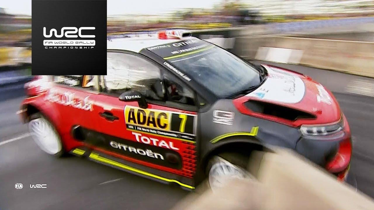 WRC - ADAC Rallye Deutschland 2017: Highlights SS1