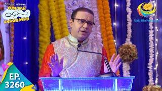 Download Taarak Mehta Ka Ooltah Chashmah - Ep 3260 - Full Episode - 23rd September 2021