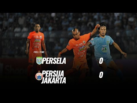 [Pekan 5] Cuplikan Pertandingan Persela Lamongan Vs Persija Jakarta, 22 Juni 2019