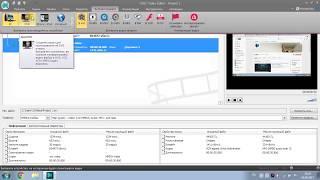 Как обрезать и как сохранить видео в бесплатном видеоредакторе VSDC