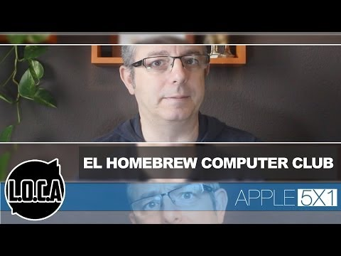 Apple y el Homebrew Computer Club