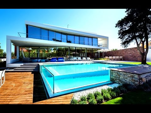 Luxury best modern house plans and designs worldwide youtube for New luxury home plans