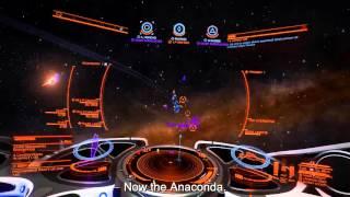 Wing v Dangerous Anaconda CMDR Mangust63 + Master Clipper CMDR Jean Talvert