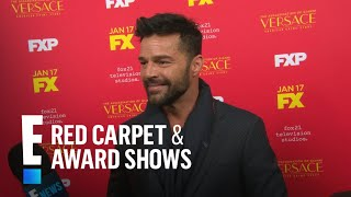 Exclusive: Ricky Martin Confirms He's Married | E! Live from the Red Carpet