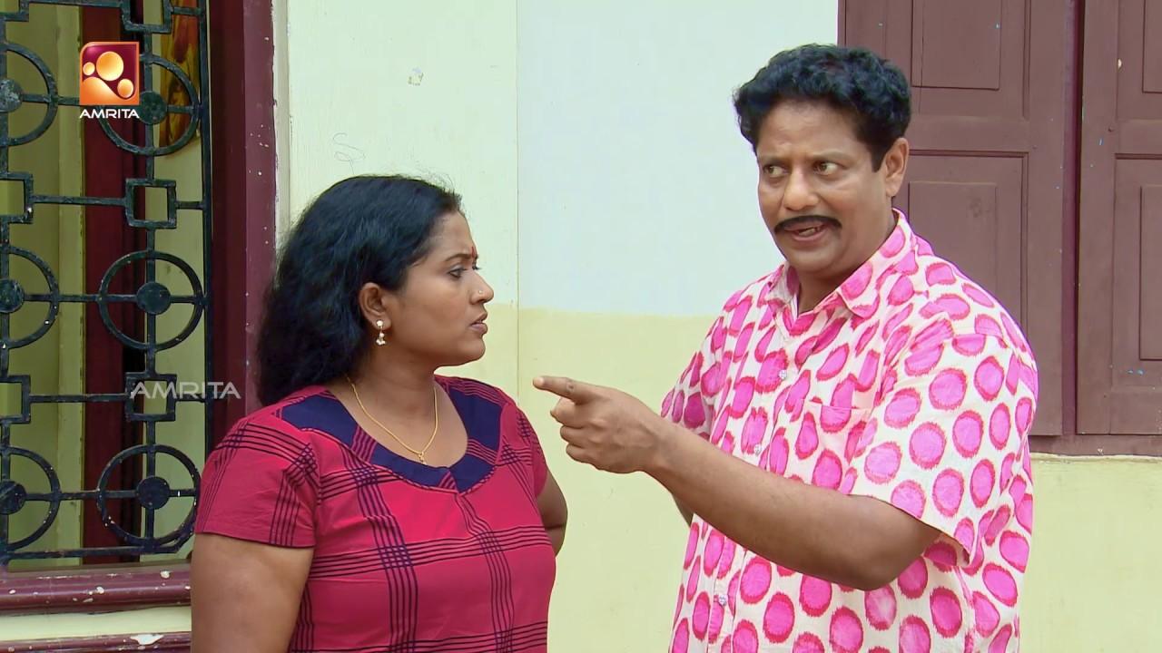 Aliyan vs Aliyan | Comedy Serial | സെക്യൂരിറ്റി| Amrita TV | EP: 455