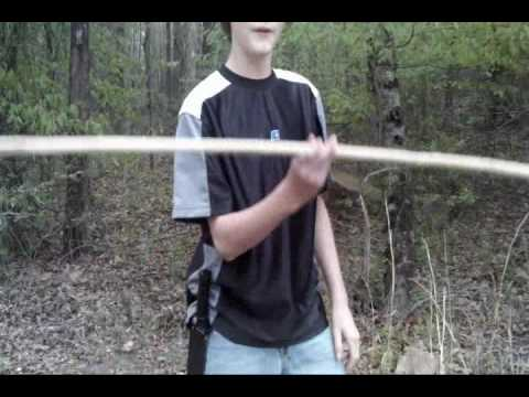 How to make a fishing hunting spear youtube for How to make a fishing spear