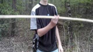 How To Make A Fishing / Hunting Spear