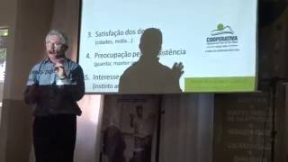 Cooperativismo e Evolução Pessoal-Gov Valadares-MG(Palestra-Ainor Lotério)