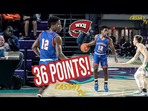 Western Kentucky Commit Zion Harmon Goes Off For 36 Points In City Of Palms Opener‼️😱