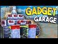 Gadget Garage - NEW Addicting VEHICLE BUILDER Game (Gadget Garage Gameplay)