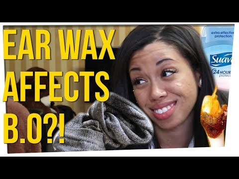 Man Discovers Girlfriend&39;s Secret Use of His Socks  Asian Ear Wax Facts