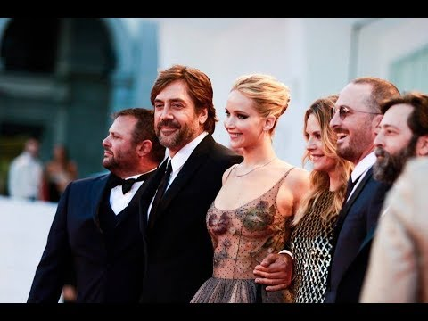 mother! Movie Full Premiere & Red carpet event - Venice Film Festival 2017