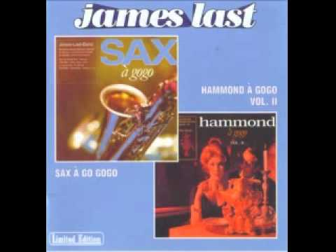 James Last   Sax `A GoGo  Hammond 'A GoGo vol  II