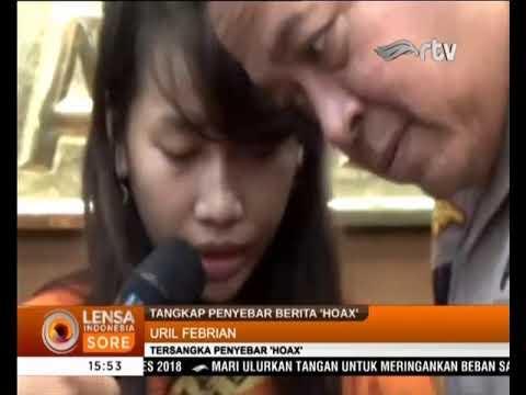 Seorang Wanita Di Surabaya Ditangkap Karena Sebarkan `HOAX` Gempa Jawa