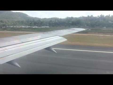 Koh Samui airport und Abflug