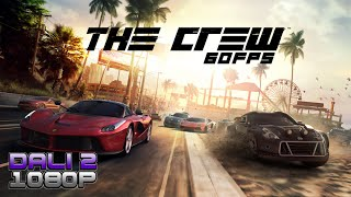 The Crew PC Gameplay FullHD 1080p 60fps