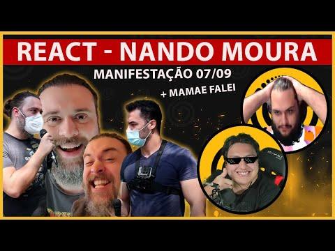 React: Nando Moura e Mamãe Falei - Os novos Obelix e Asterix