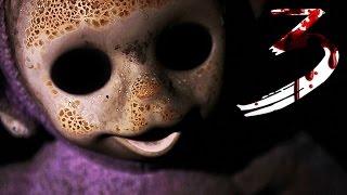 Я НАШЕЛ СЕБЕ ДРУГА Ужасные Телепузики Slendytubbies 3 Demo