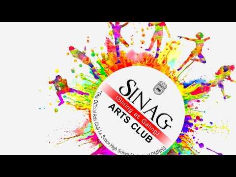 SINAG (Sining at Galing) Arts Club
