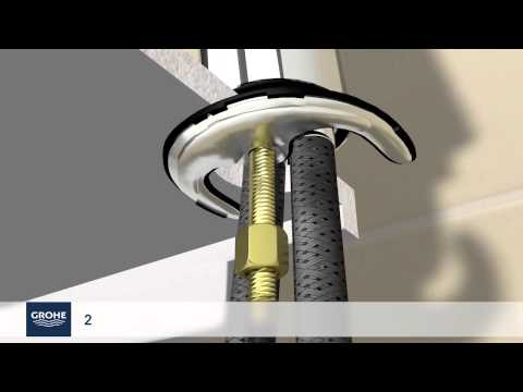 GROHE Guide Installation Mitigeur Lavabo MP4 720 5mbit   YouTube
