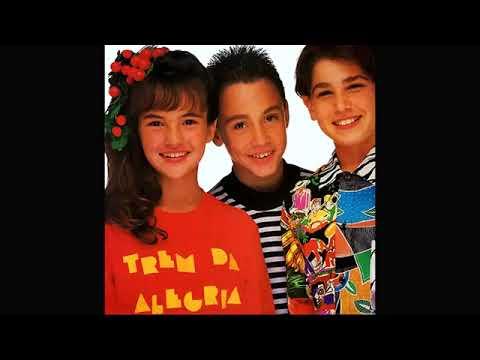 Trem da Alegria 1991   Disco Completo