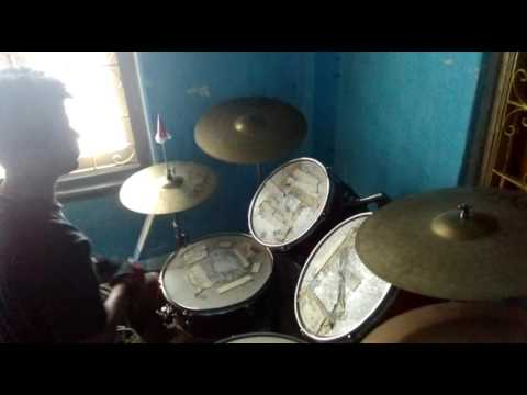 Bishakto manush drums cover