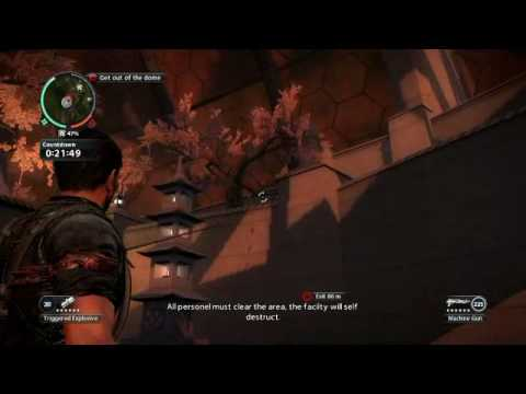 Just Cause 2 Agency Mission 6 Into the Den [1/2]