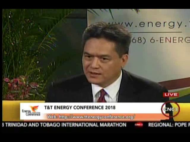 NGC President, Mark Loquan, discusses the TT Energy Sector (Part 01 of 02)
