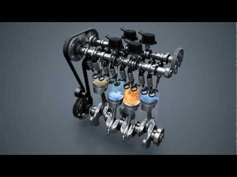 New TSI Engine With ACT Technology (Active Cylinder Management) 140hp 1.4l