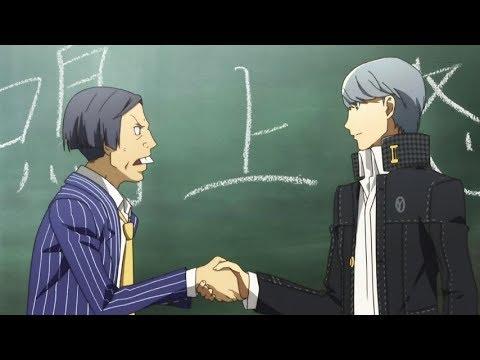 【アニメ】 ペルソナ4 第1話