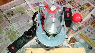 Настольный сверлильный станок Lerom BG-5158B 340W