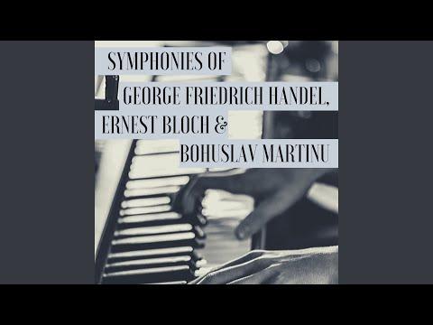 Handel: Concerto Grosso In B Minor, HWV 330: 2. Allegro