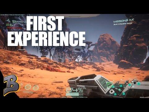 First impressions! Osiris: New Dawn Co-op w/ Royal Ep 1