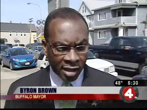 Six Buffalo cops have been suspended