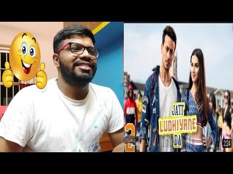 Jatt Ludhiyane Da – SOTY 2 Reaction| Tiger Shroff, Tara & Ananya |Vishal & Shekhar| Payal Dev
