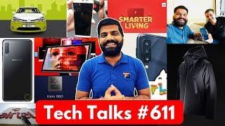 Tech Talks #611 - Exclusive Realme 2 Pro , Huawei Kirin 980 5G, Nokia X7, Galaxy A9 Star, Airtel