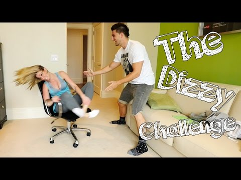 THE DIZZY CHALLENGE & PRANK