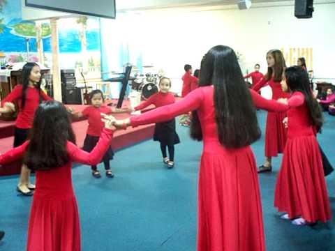 Kids Performance Israeli (Hebrew Dance)