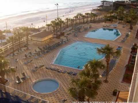 Summit Gulf Front Condo Panama City Beach Florida Youtube